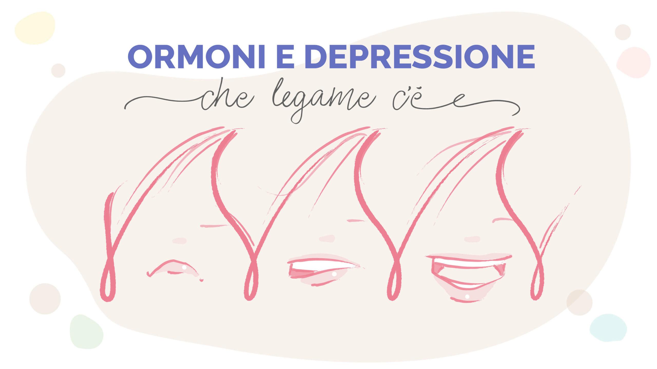 ormoni-depressione nutrizionista specializzato in pcos