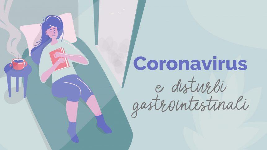 Coronavirus e disturbi gastrointestinali