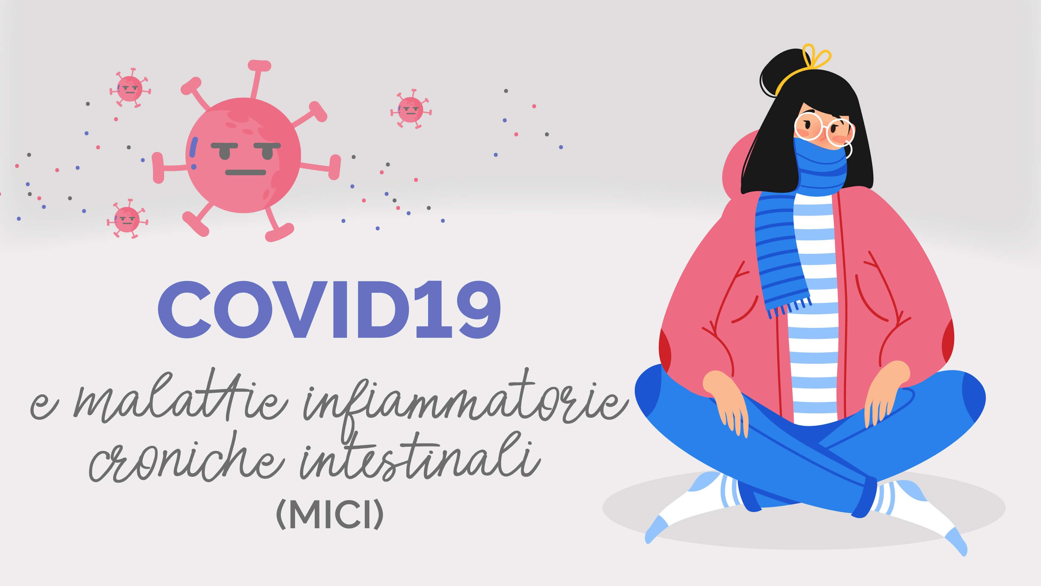 covid 19 - malattie infiammatorie intestinali