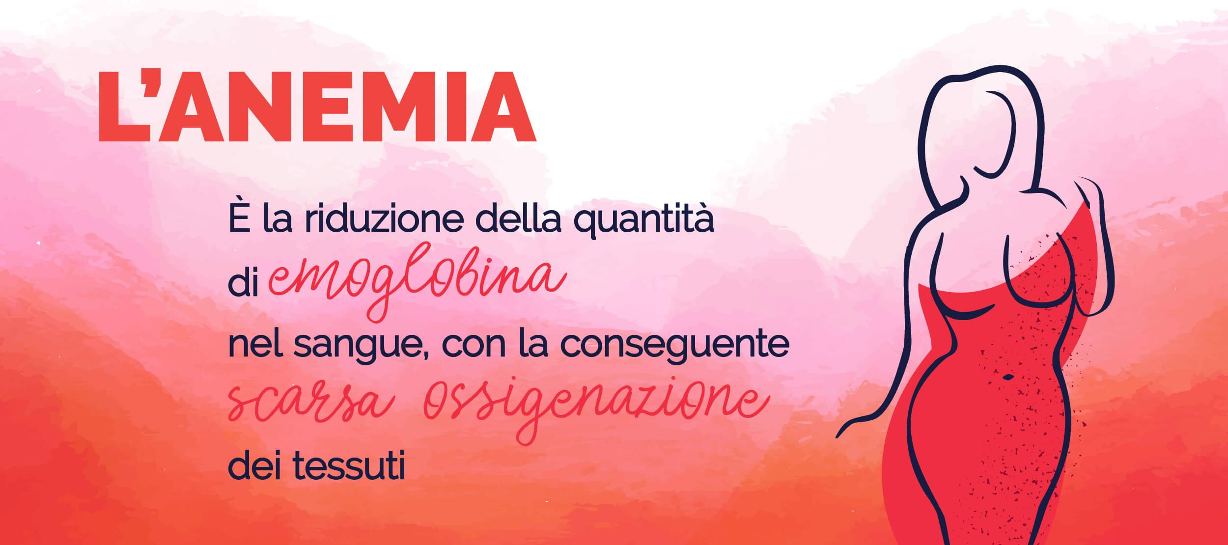 Quali sono le cause dell'anemia